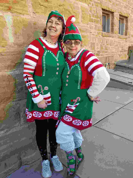 Christmas Museum 2018 Elves